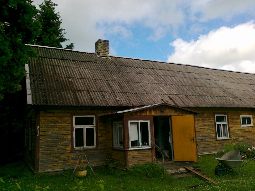 Vana maja